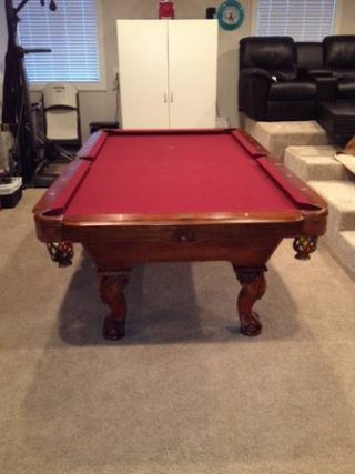 Solo 174 Portland Dlt Pool Table For Sale 93