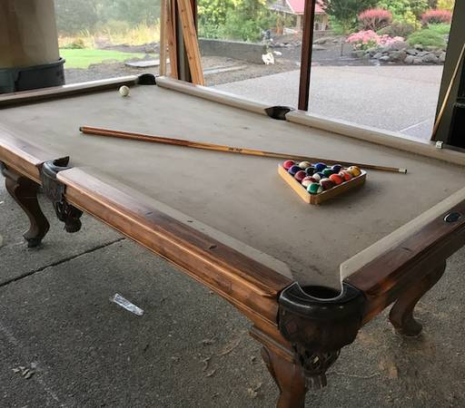 Pool Tables For Sale Portland Pool Table Movers Residential - How to refelt a pool table