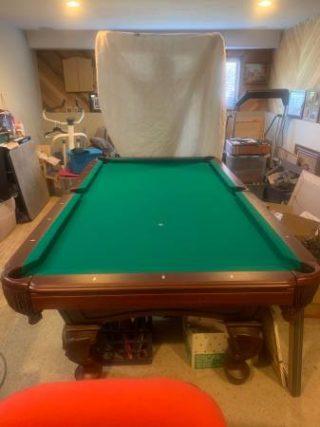 SOLO® - Gresham - Brand New Pool Table-261