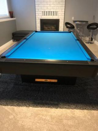 Solo 174 Beaverton Olhausen Grand Champion Pool Table 118