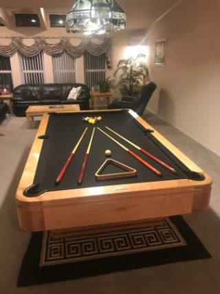 Pool Tables For Sale Portland Pool Table Movers Portland - Connelly catalina pool table