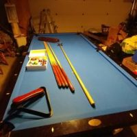 4' x 8' Olhausen Pool table