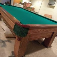 For Sale!!! 9' Pool Table