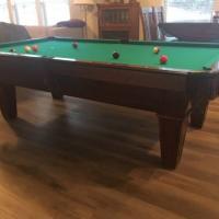 Olhausen Billiards Pool Table