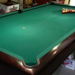 Brunswick Hawthorn Pool Table