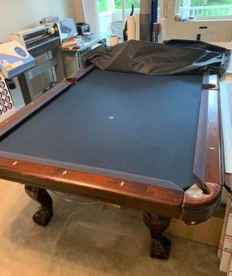 GOLDENWEST Billiards 8ft Pool Table for Sale