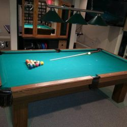 Selling my Pool Table