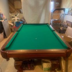 Brand New Pool Table