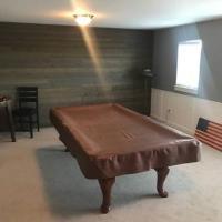 Brunswick Solid Wood Pool Table