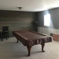 Brunswick Solid Wood Pool Table