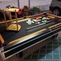 C.L Bailey 8 Ft Pool Table For Sale