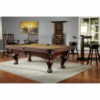 $1300 off retail American Heritage 8ft table with full room furniture set and ping pong table top