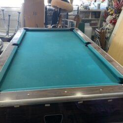 United Billiards pool table