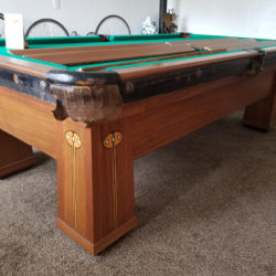 1910s Pro 8ft Brunswick Monarch