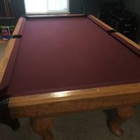 Great Opportunity-Golden West Pool Table