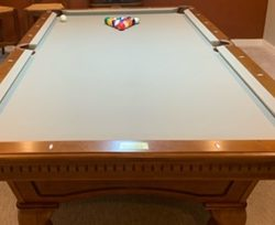 Fischer Duchess Billiard Pool Table