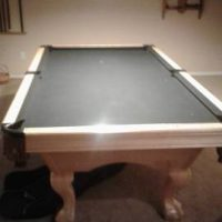 Gorgeous Pool Table- Great Opportunity!!!!