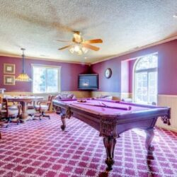 Selling the contents of our billiards room