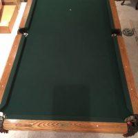 Beautiful World of Leisure Pool Table For Sale.