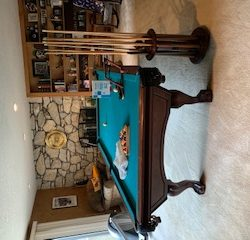 9 Foot Goldenwest Billards Table