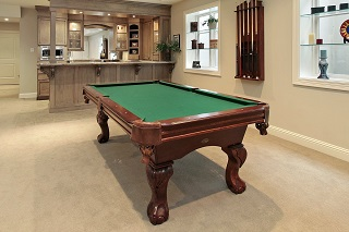 Pool table installations, pool table setup service